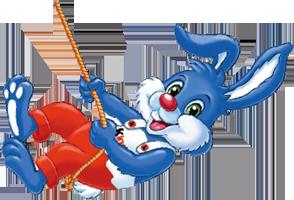 Coniglietto Kinder